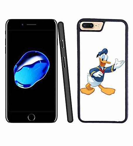 Housse iPhone 7 Plus Coque Étui Case Disney Donald Duck CELE 121