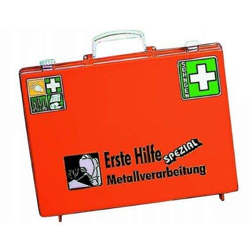 Preisvergleich Produktbild W. SOEHNGEN GMBH 0360108 Erste-Hilfe-Koffer Basis/Metallbe. 400x300x150mm SÖHNGEN DIN13157