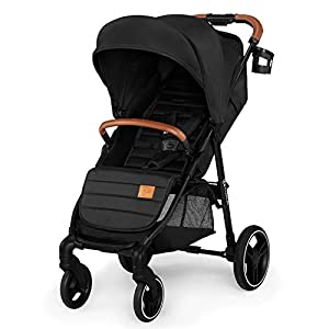 Kinderkraft Grande 2020, Pram, Stroller, Pushchair, Folded, All-Wheel Cushioning   15