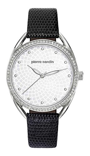 Pierre Cardin Womens Analogue Classic Quartz Watch with Leather Strap PC901872F01