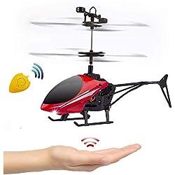 Helicóptero teledirigido., fliegendes Juguete RC helicóptero Control Remoto helicóptero Mini RC Moscas helicóptero, Infrarrojos de inducción de helicóptero, avión RC Juguete Regalo para Niños