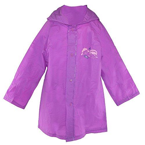 Disney -  giacca impermeabili  - ragazza viola purple