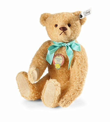Teddy-Bear-Replica-1948-Blond-by-Steiff
