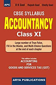 Accountancy Class- XI