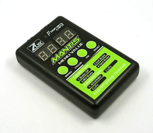 ZTW Mantis LED Programmierkarte für Mantis Serie Elektronische Drehzahlregler Motor Set Ersatzteile Zubehör