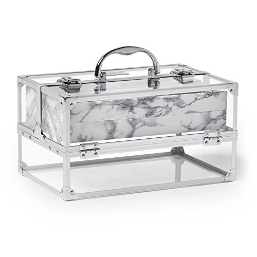 beautify-professional-large-lockable-acrylic-vanity-make-up-beauty-storage-case-with-chrome-frame-ma
