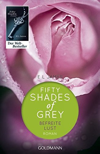 Buchcover Befreite Lust (Shades of Grey, Band 3)