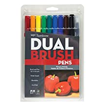 Tombow Pen Dual Brush Markers 56167