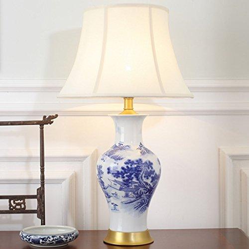 Tischleuchte De Keramik Tischlampe - beste Keramik Tischlampe Serie in Amazon Mall (VX17852) -Erstklassige Qualität