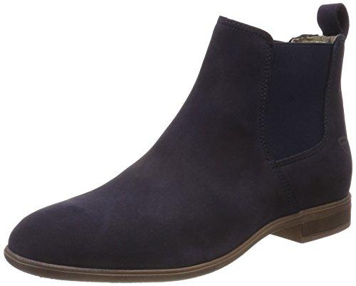 Tamaris Damen 25071 Chelsea Boots, Blau (Navy 805), 37 EU