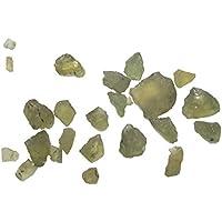 KRIO® - schöner Orthoklas grün in Kunststoffdose liebevoll abgepackt preisvergleich bei billige-tabletten.eu