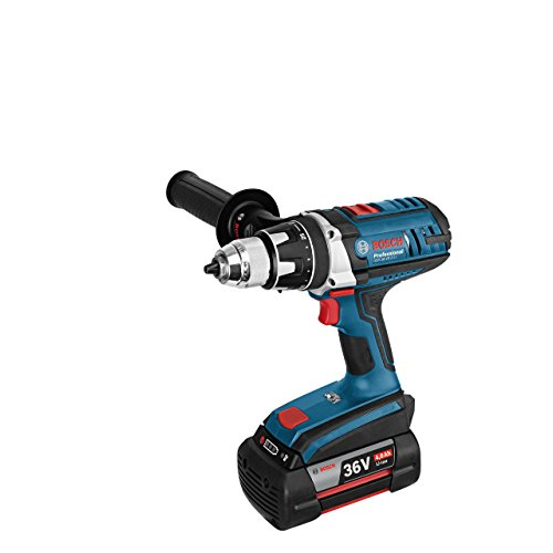 Bosch Professional GSR 36 VE-2-LI | max. 100 Nm, 4 Ah