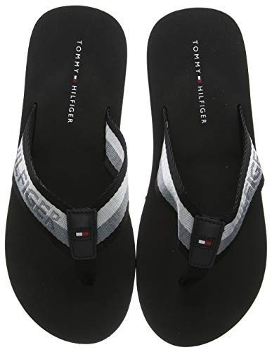 Tommy Hilfiger Corporate Webbing Beach Sandal