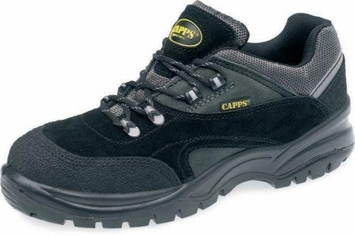 Delta Plus LH513 S1-BLACK SAFETY WORK SHOE