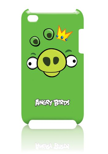 Gear4 Angry Birds Clip-On Schutzhülle Case für iPod Touch 4th Generation - King Pig