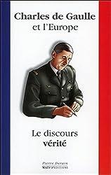 Charles de Gaulle et l'Europe - Le discours