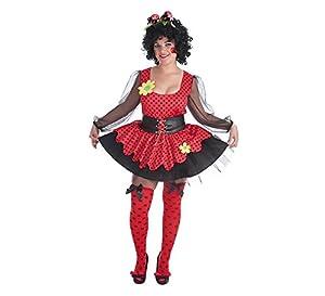 LLOPIS  - Disfraz Adulto Mariquita Mujer