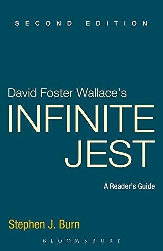 David Foster Wallace's Infinite Jest (Readers Guide) por Stephen J. Burn