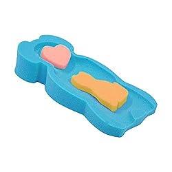 zizzi Baby Badematte für die Sicherheit des Babys, Schaumstoff, ideal als Geschenk
