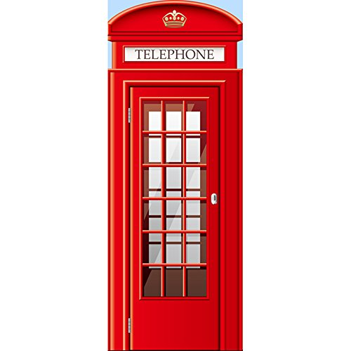 door-wall-sticker-red-phone-boxes-removable-repositionable-mural-art-decals-pvc-home-decoration-diy-