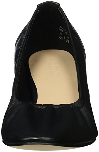 Aldo Kerari, Ballerine Donna Nero (Black Leather/97)