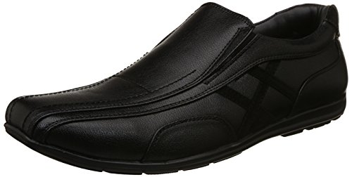 BATA Men's Docie Ii Black Formal Shoes-10 UK/India (44 EU)(8516379)