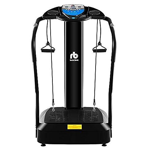 Rocket Bunny® Oscillating Vibration Massage Fitness Plate Trainer Exercise Machine