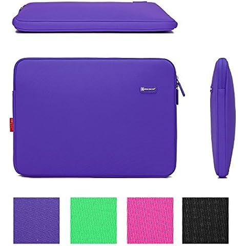 Laptop Sleeve, iNeseon(TM) Notebook Zipper caso della