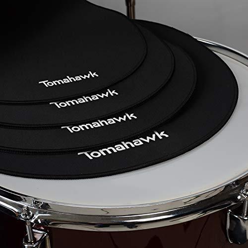 """Drum Dämpfer Drum Dämpfer Kits Drum Pads - 4 Stück 12 """"13"""" 14 """"16"""""""