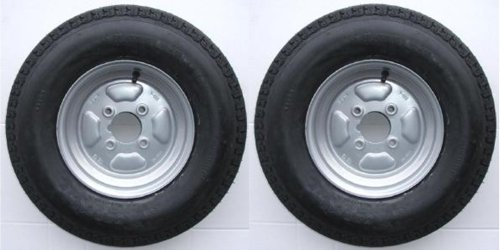 A pair of 500 x 10 inch trailer ...