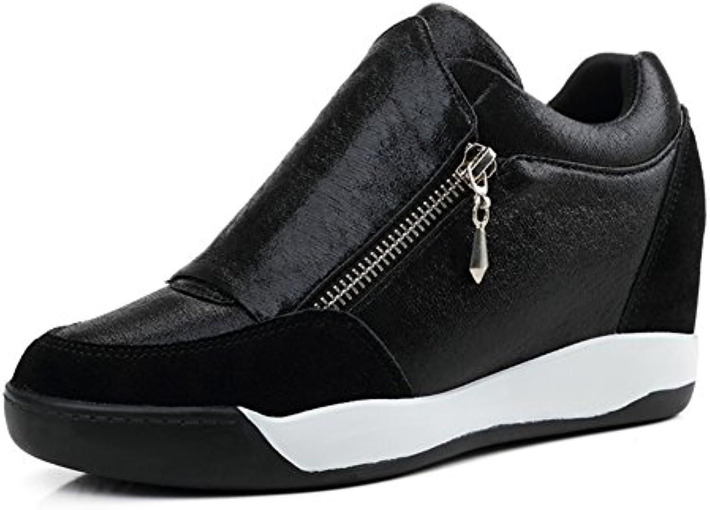 Primavera Zapatos De Altura-alargando,Zapatos Del Estudiante Coreano Del,Las Mujeres Zapatos Planos,La Altura...
