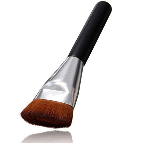 Internet Flat Contour Brush Foundation Brush pinceaux de maquillage