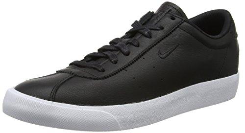 Homme Nike Ginnastica Scarpe Da Pelle nero Nero Partita Bassi Noir Classica xAqwRAnTf