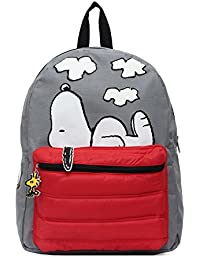 Peanuts Snoopy on Doghouse 16 Backpack by Peanuts