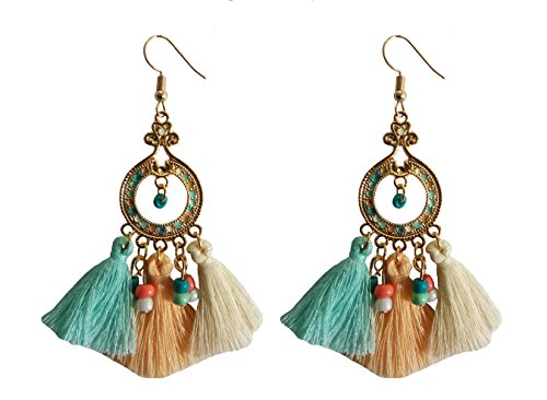 Imported Indo-Western Earring by PINK PARRO
