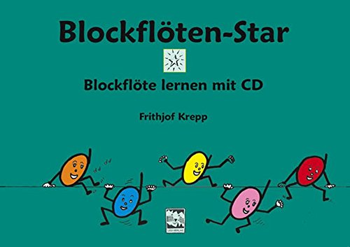 Schule, Stars (Blockflöten-Star: Blockflöte lernen mit CD)