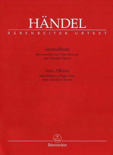 BARENREITER HAENDEL G.F. - ARIA ALBUM, M...
