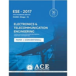 ESE 2017 UPSC Mains (Stage II) Electronics Eng Conventional P1 (ESE 2017, UPSC Engineering Services, Mains ( Stage II))