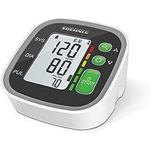 SOEHNLE Systo Monitor 300 - Tensiometro de brazo, ritmo cardiaco, presion arterial, color
