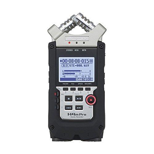 zoom-h4n-pro-handy-recorder-16gb-sd-card-tripod-bundle