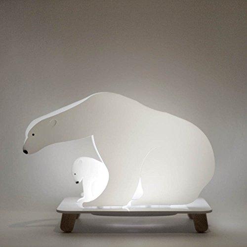 ON Lamp - ON Lamp POLAR BEAR Tisch-/ Bodenleuchte