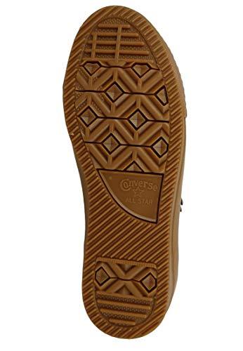 Converse Unisex-Erwachsene Chuck Taylor All Star Wp Boot Hohe Sneaker,Burnt Caramel,39 EU