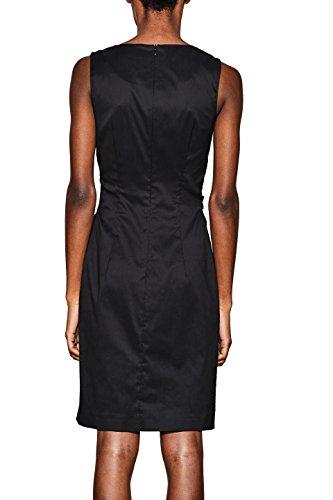 ESPRIT Collection Damen Partykleid Schwarz (Black 001)