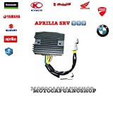 REGOLATORE DUCATI ENERGIA PER APRILIA SRV 850 2012 2013 2014