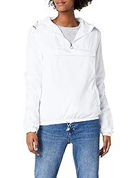 Urban Classics Damen Ladies Basic Pullover Jacke
