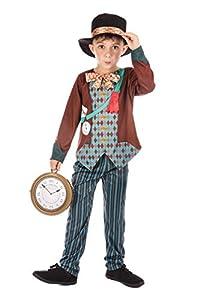 Bristol Novelty Mad Hatter - Figura decorativa para niño