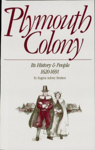 plymouth-colony-its-history-and-people-1620-1691-english-edition