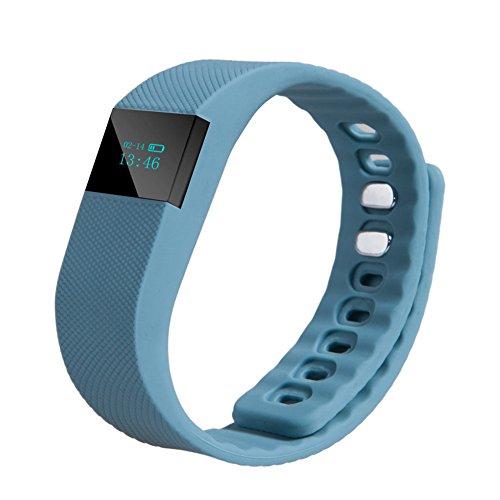 BONSS Sports Bracelet TW64 Smart Watch Sport Wristband Bluetooth 40 Wireless Smart Sports Bracelet Pedometer Sleep Monitor Calorie Counter Fitness Activity Tracker