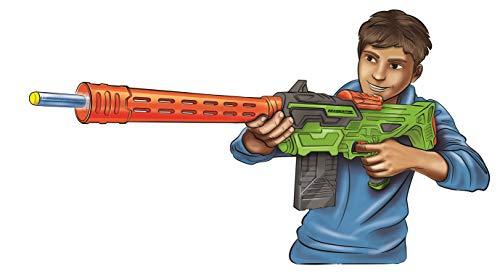 BuzzBee Air Warriors Eradicator Zeichnung