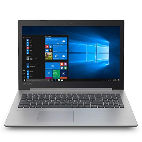 Lenovo Ideapad 330 81D600LAIN 15.6-inch Laptop ( A9-9425 /4GB /1TB /Windows 10/ Ms Office 2016), Platinum Grey